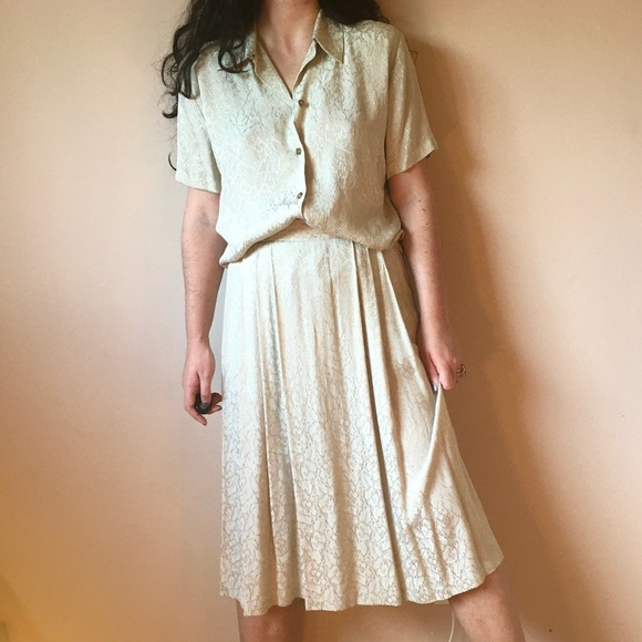 Vintage Dresses & Skirts - 👯♀️ 2 Piece Set 👯♀️